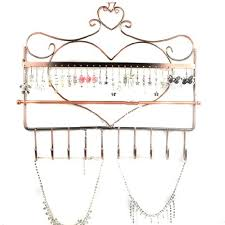 necklace organizer stand images Cheap necklace wall organizer find necklace wall organizer deals jpg