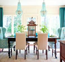 furniture appealing eclectic dining room farm table ideas from