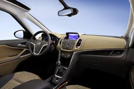all new 2012 opel zafira pictures info autotribute
