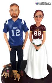 sports cake toppers 13 best sports wedding cake toppers images on sports