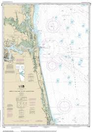 Map East Coast Florida by Modern Nautical Maps Of Florida 80 000 Scale Nautical Charts