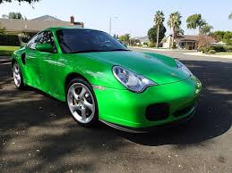 2005 porsche 911 turbo s for sale signal green 2005 porsche 911 turbo s german cars for sale