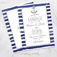 faire part mariage theme mer faire part mariage mer happy chantilly studio mariage