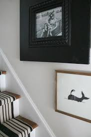my my experience with milk paint on our gallery wall frames nesting