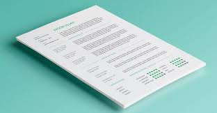Resume Templates For Indesign 26 Free Resume Templates To Give You That Career Boost Noupe