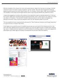 35 Top Personal Development Facebook - triton digital case study radio one lebanon