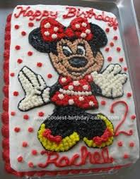 Red Minnie Mouse Cake Decorations 11 Best Brianas Bday Images On Pinterest Minnie Mouse Birthday