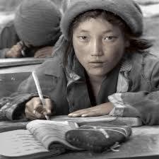 Photography Teacher Phil Borges Tibetan Portrait Phil Borges Tibetan Portrait