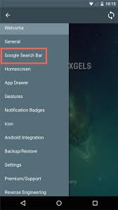 remove bar android how to customize or remove the home screen search bar in the