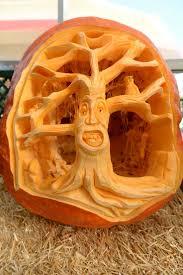 graveyard pumpkin stencil tips to have a pumpkin face of your choice