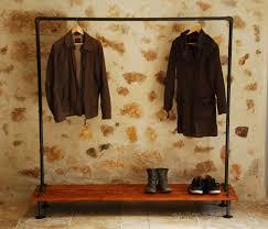 rack planelow garment rackindustrial pipe clothing rackwall
