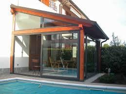 chiudere veranda a vetri veranda legno vetro a varese preventivando it