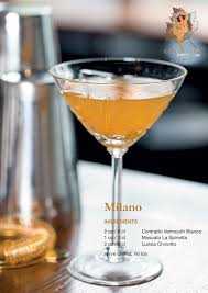 martini bianco contratto