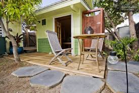an 80 sq ft micro cottage you can rent in hawaii
