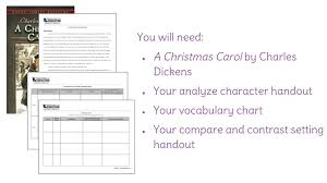 lesson 13 analyze scrooge u0027s observation of the cratchit family
