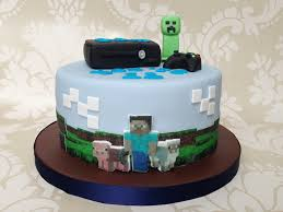 minecraft xbox 360 cake birthday ideas xbox cake