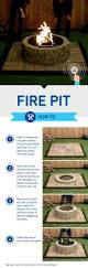 How To Build A Stone Firepit by 27 Best Diy Firepit Ideas And Designs For 2017