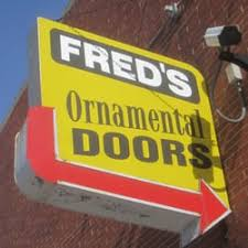 fred s ornamental security doors contractors 3123 w ave