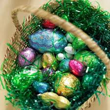premade easter basket easter candy the worst in the basket
