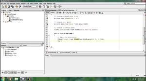 tutorial java play make a tic tac toe game java programming tutorial beginner