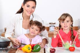Kidsinmind involving kids in the kitchen without losing your mind health