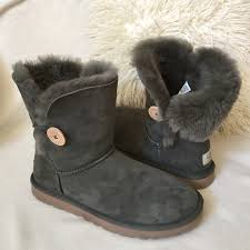 ugg boots sale bailey button 39 ugg shoes ugg bailey button light olive green boots