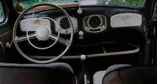 Vw Beetle Classic Interior 1950 1954 Volkswagen Beetle 1950 1954 Volkswagen Beetle