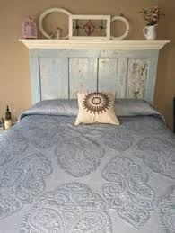 Diy Door Headboard Diy Headboard Headboard Distressed Headboards Made From Doors Old