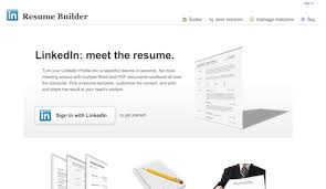 Resume Builder Com My Hackday Project Is Live The Resume Builder