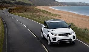 new land rover evoque 2016 land rover range rover evoque revealed with led headlights