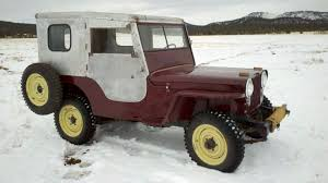slammed willys jeep hardtop pictures the cj2a page forums