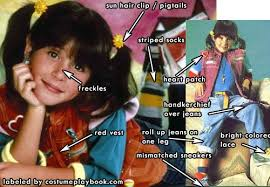 dress up as punky brewster costume playbook cosplay