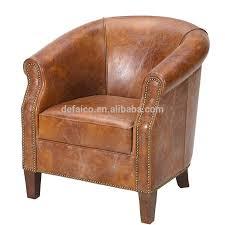 Vintage Leather Club Chair American Vintage Leather Tub Chair Buy American Vintage Leather