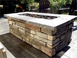 Rectangle Fire Pit - 61