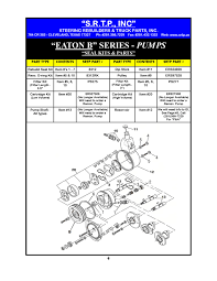 volvo truck parts catalog steering rebuilders u0026 truck parts inc eaton