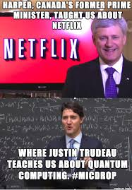 Justin Trudeau Memes - justin trudeau correctly answered a question about quantum computing