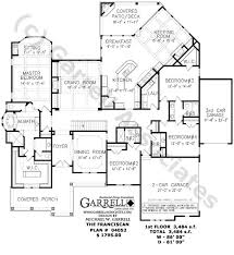 one story multi family house plans decohome