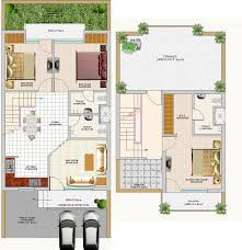 villa house plans floor plans indian bungalow house plan outstanding duplex designs floor plans
