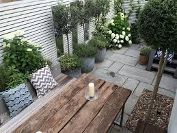 Rear Garden Ideas Modern Garden Photos Slim Subtle Rear Garden Garden Modern