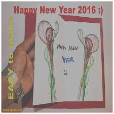 greeting cards best of make a new year greeting card how to