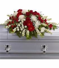casket spray strength and wisdom casket spray by teleflora in cookeville tn