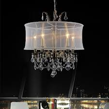 white drum l shade brizzo lighting stores 23 imperatore traditional crystal candle
