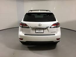lexus rx 350 oil filter 2015 used lexus rx 350 fwd 4dr at toyota of surprise serving