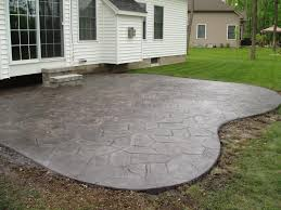 concrete patio related keywords suggestions colored concrete patio