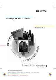 download free pdf for hp designjet 30n printer manual