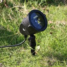 1byone outdoor laser lights with ir wireless control for