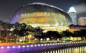 places to run jog or walk in singapore at