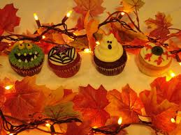 event bake your own halloween cupcakes