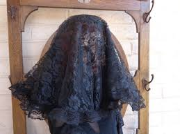 funeral veil layer widow veil mourning hat civil war style dickens