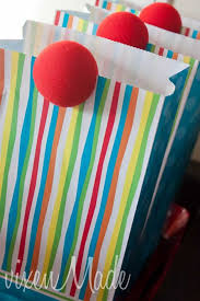 party favor bags circus party favor bag boy party ideas spaceships and laser beams